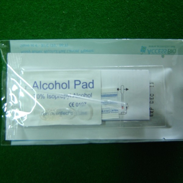 Malaria Testing Kits – Lab in a pack – Single test