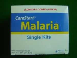 Malaria testing Kits – Lab in a pack – Boxes