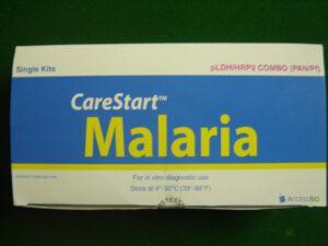 "Malaria Testing Kits ""60s"""