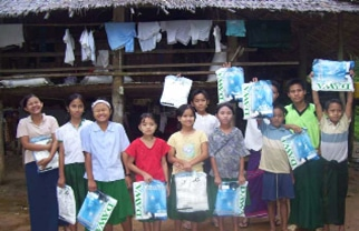 Donate a Family Size Mosquito Net (subsidised)