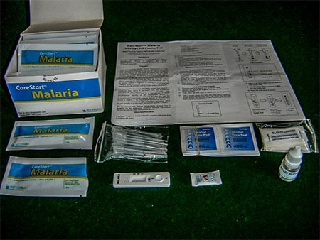 Donate Test Kits