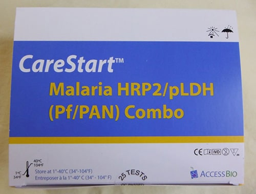 Malaria Testing Kit 25 singles