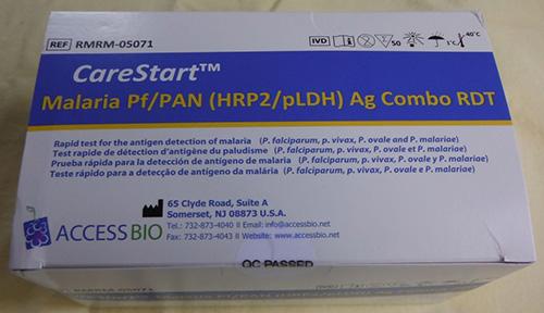 Malaria Testing Kit 50s